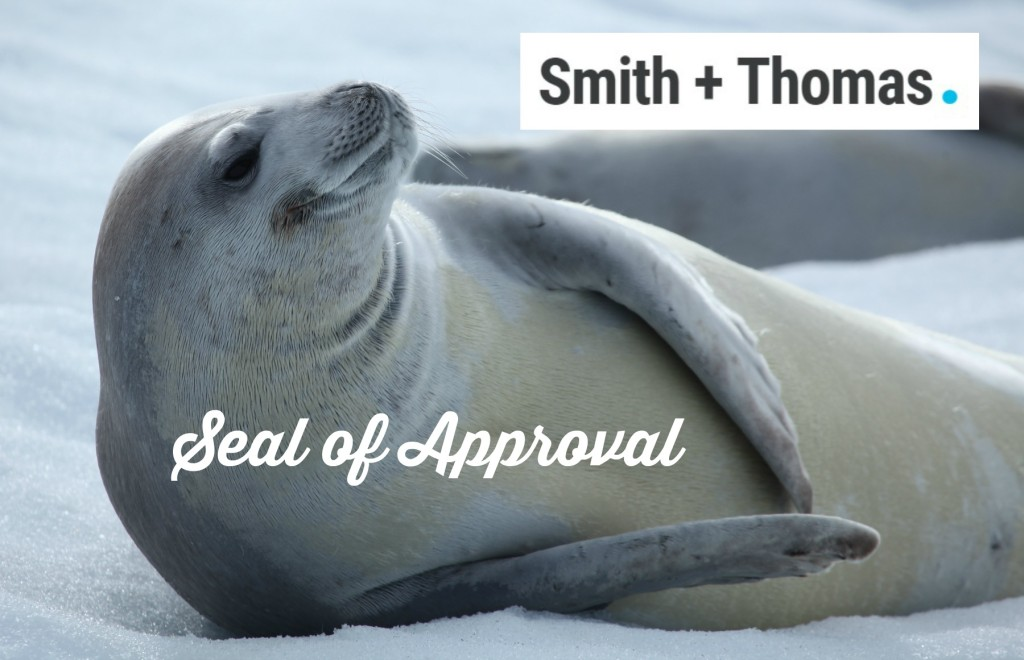 Smith + Thomas Seal of Approval