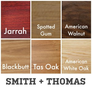 Timber Samples