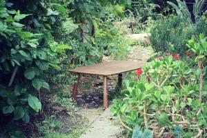 garden table filter