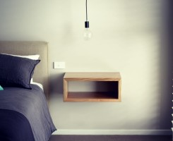 Custom Built-in Furniture - Floating Bedsides