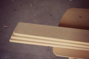 White Oak Boards
