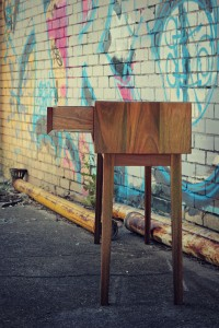 spotted gum console 5a