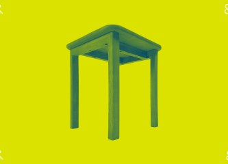 Stool rectanlge