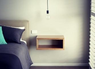 Custom Built-in Furniture - Floating Bedsides