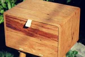 Reclaimed Timber - Messmate Bedside