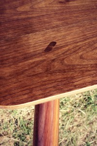Handcrafted furniture joinery - Mortise and Tenon
