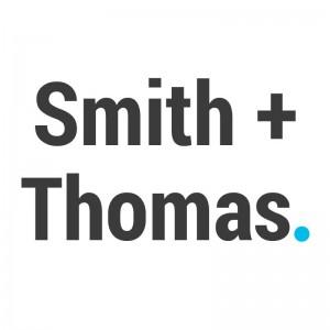 Smith and Thomas - Handmade Custom Furniture Logo