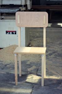 Abde's Chair Prototype MK I